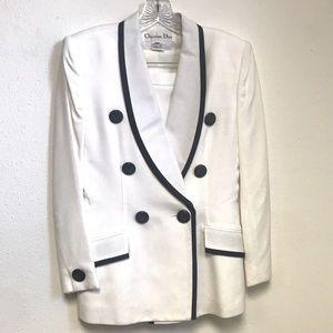 Vintage Christian Dior Suit